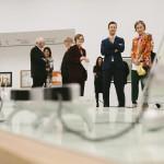 Eröffnung der Ausstellung von Bruno Gironcoli - mumok